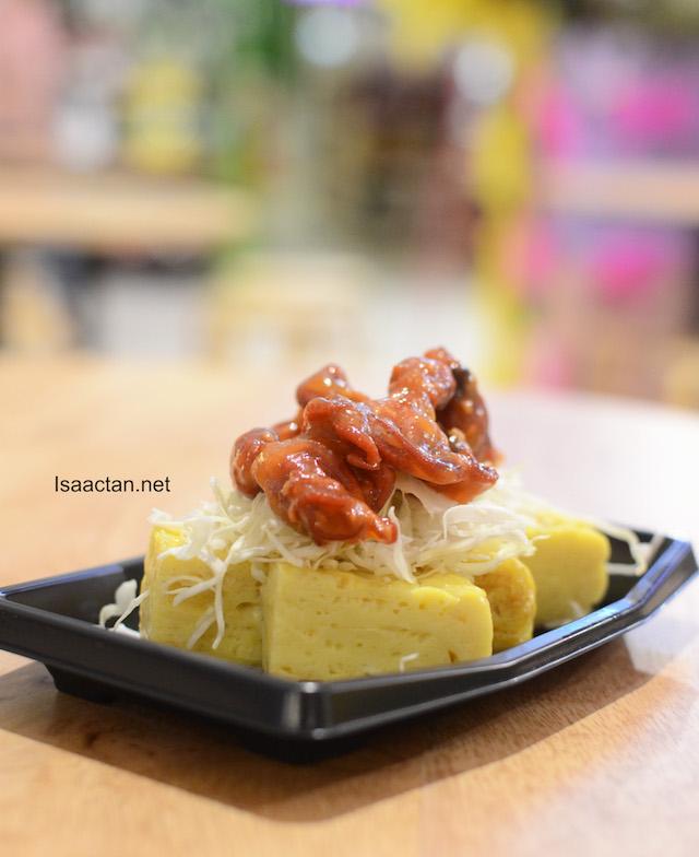 Chuka Idako Tamagoyaki - RM14.90
