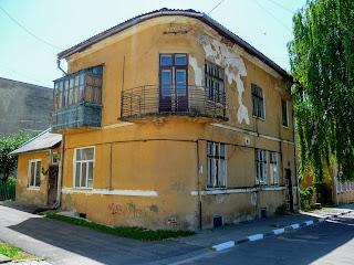 Калуш. Жилые дома по ул. Цеглинского