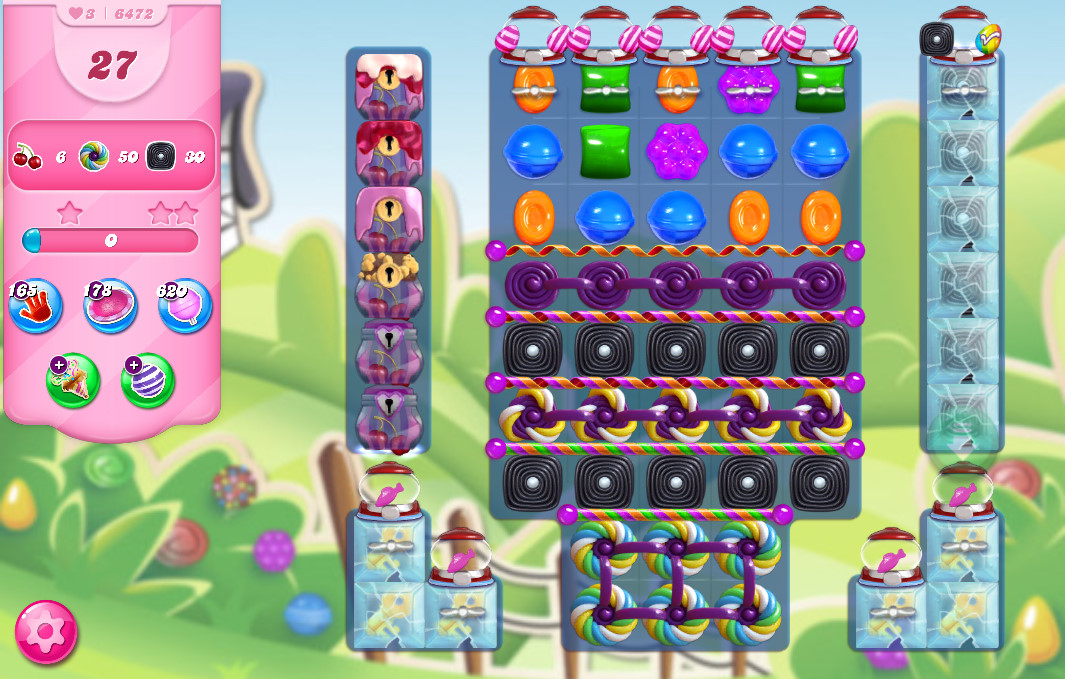 Candy Crush Saga level 6472