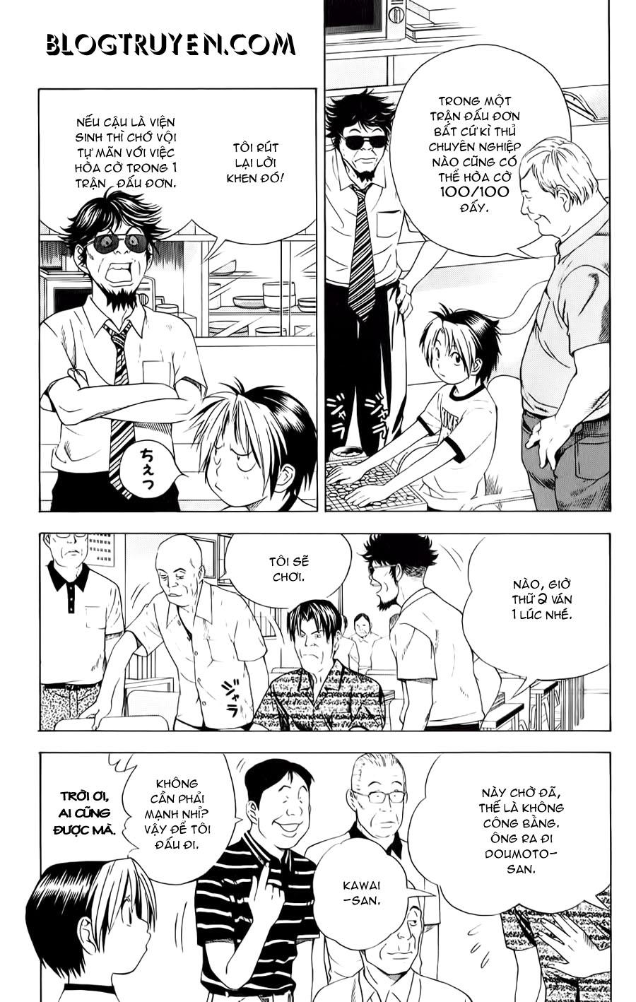 Hikaru No Go hikaru no go chap 72 trang 16