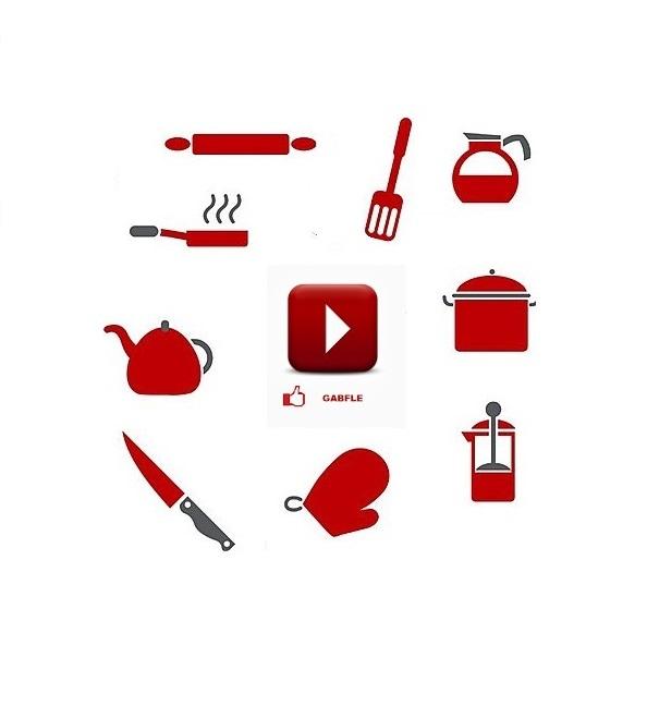les ustensiles de cuisine