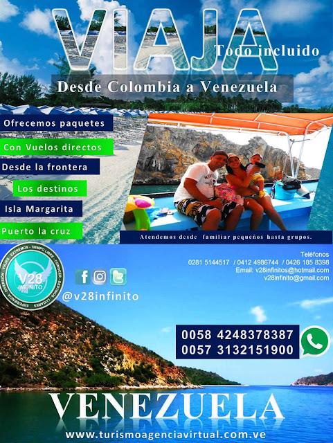 Vacaciones en Venezuela