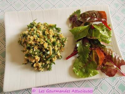 Comment faire une salade savoureuse ?