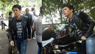 jaket kulit model ariel yg terkenal di malaysia