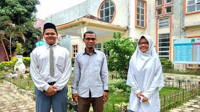 RIAB wakili Aceh Besar Olimpiade Bahasa Arab tingkat Provinsi