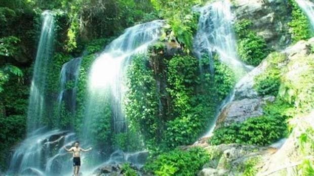 Air Terjun Curup Maung : Wisata Alam Cantik yang Tersembunyi