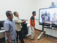 """""""Mengintip"""" Ruang Pusdalop BPBD Kabupaten Bima"""