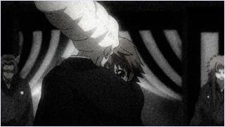 นูราริเฮียงกับริคุโอะในงานศพริฮัง