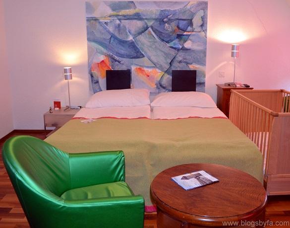 Hotel Waldstatterhof in Lucerne