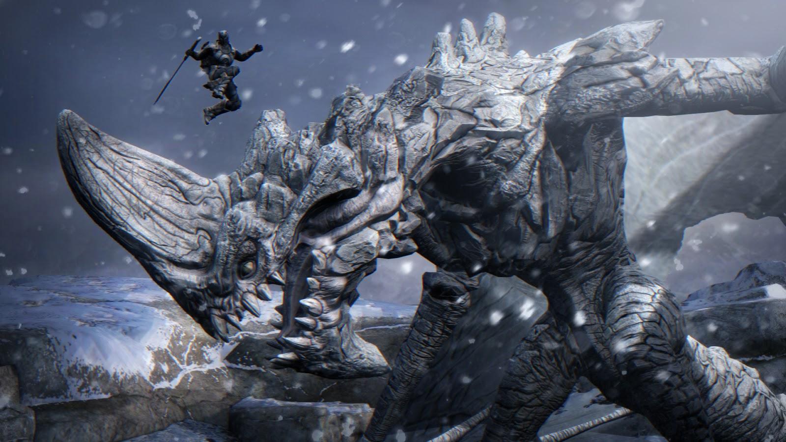 Explore The World Game : Infinity Blade III: Reborn - Game