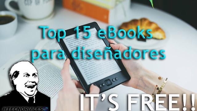 Ebooks gratuitos de diseño