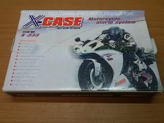 ALARM MOTOR X-CASE