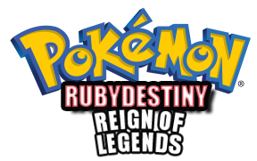 pokemon ruby destiny reign of legends cover