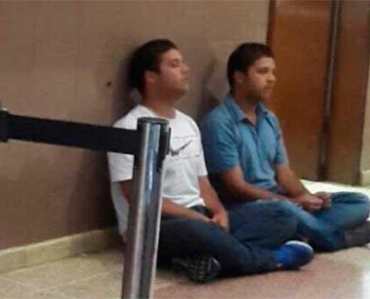 Dictan privativa de libertad a los morochos Sánchez y son enviados a cárcel de Tocorón