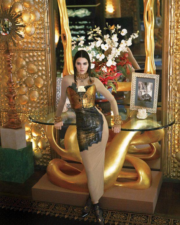 Kendall Jenner covers Vogue US September 2016