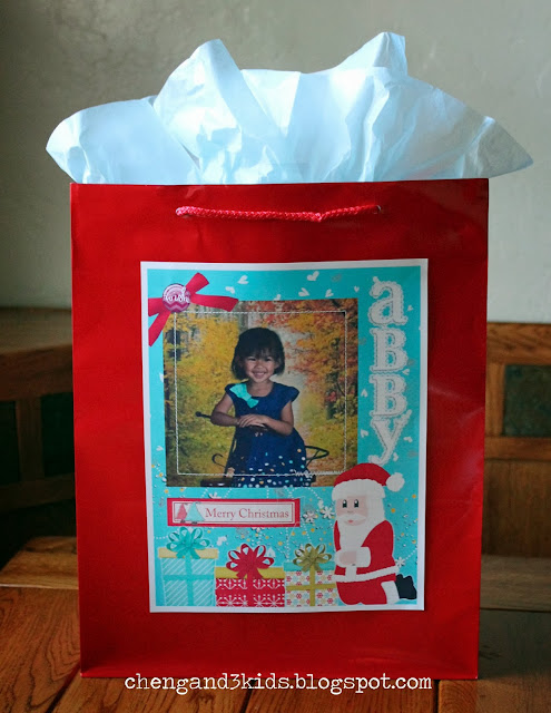 Christmas Gift Wrapping Ideas by Cheng and 3 Kids