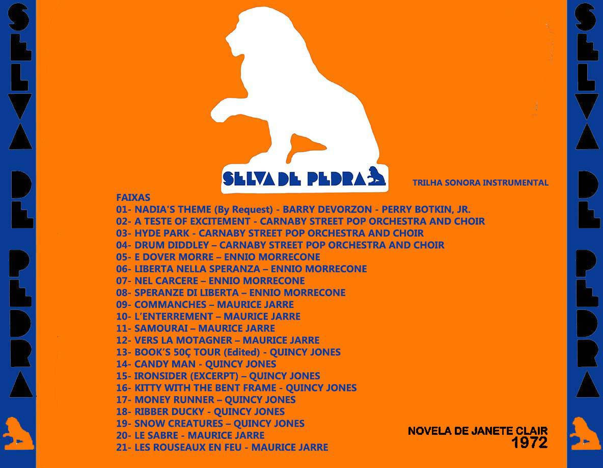 1972 COMPLETA GRATIS NOVELA SELVA DE PEDRA BAIXAR