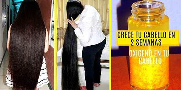 ¡Crece tu cabello dentro de 2 semanas y este remedio hace tu vida ...!
