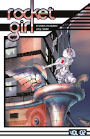 Rocket Girl Volumen 2: Solo los Buenos…
