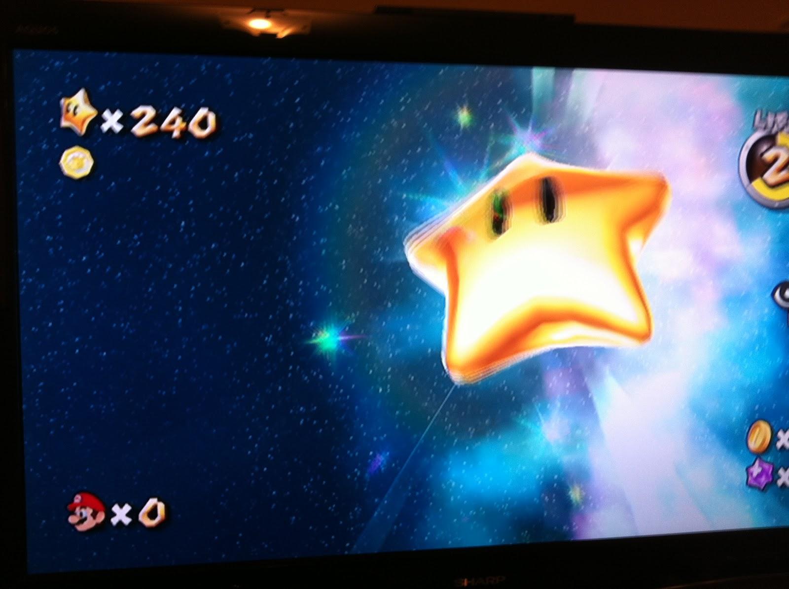 Gameritis: Super Mario Galaxy 2...completed!!
