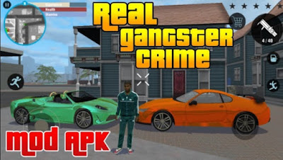Real Gangster Crime Apk for Android Free Download