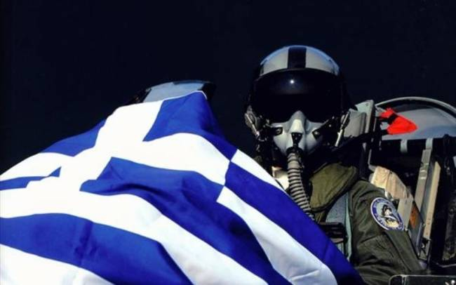 The disadvantage of Greek pilots know Turkish (Video)