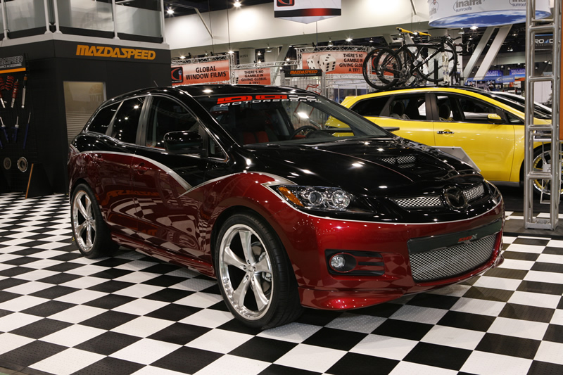 mazda cx7 new car price specification review images. Black Bedroom Furniture Sets. Home Design Ideas