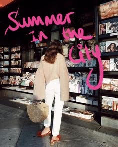 Summer in the City || Inspiration post