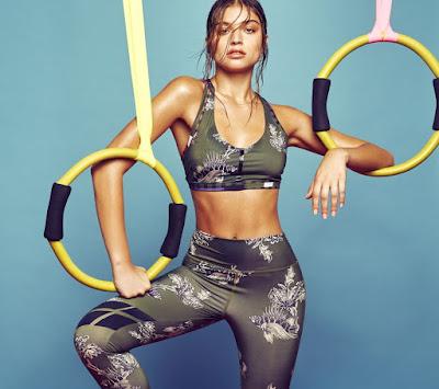 Daniela Lopez – Agua Bendita Activewear Photoshoot