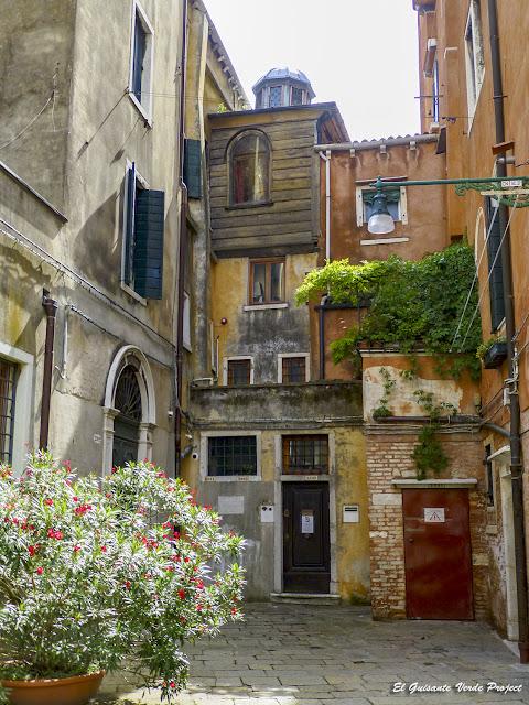 Sinagoga Francesa - Cannaregio, Venecia por El Guisante Verde Project