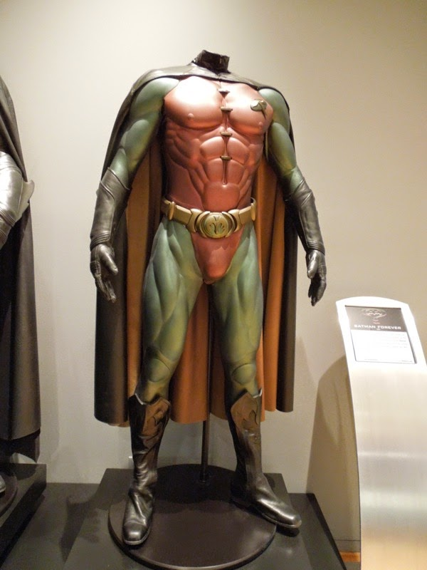 Chris O'Donnell Batman Forever Robin movie costume