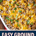 Easy Ground Beef Casserole (Keto & Low Carb)