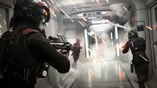 Star Wars Battlefront 2 PS VR Wallpaper
