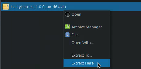 How to extract & install deb files in Archlinux manually