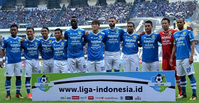 Jadwal Persib Bandung Liga 1 2018 - Siaran Langsung Indosiar, OChannel, tvOne