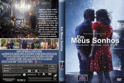 Em Meus Sonhos Torrent - BluRay Rip 720p e 1080p Dual Áudio (2016)