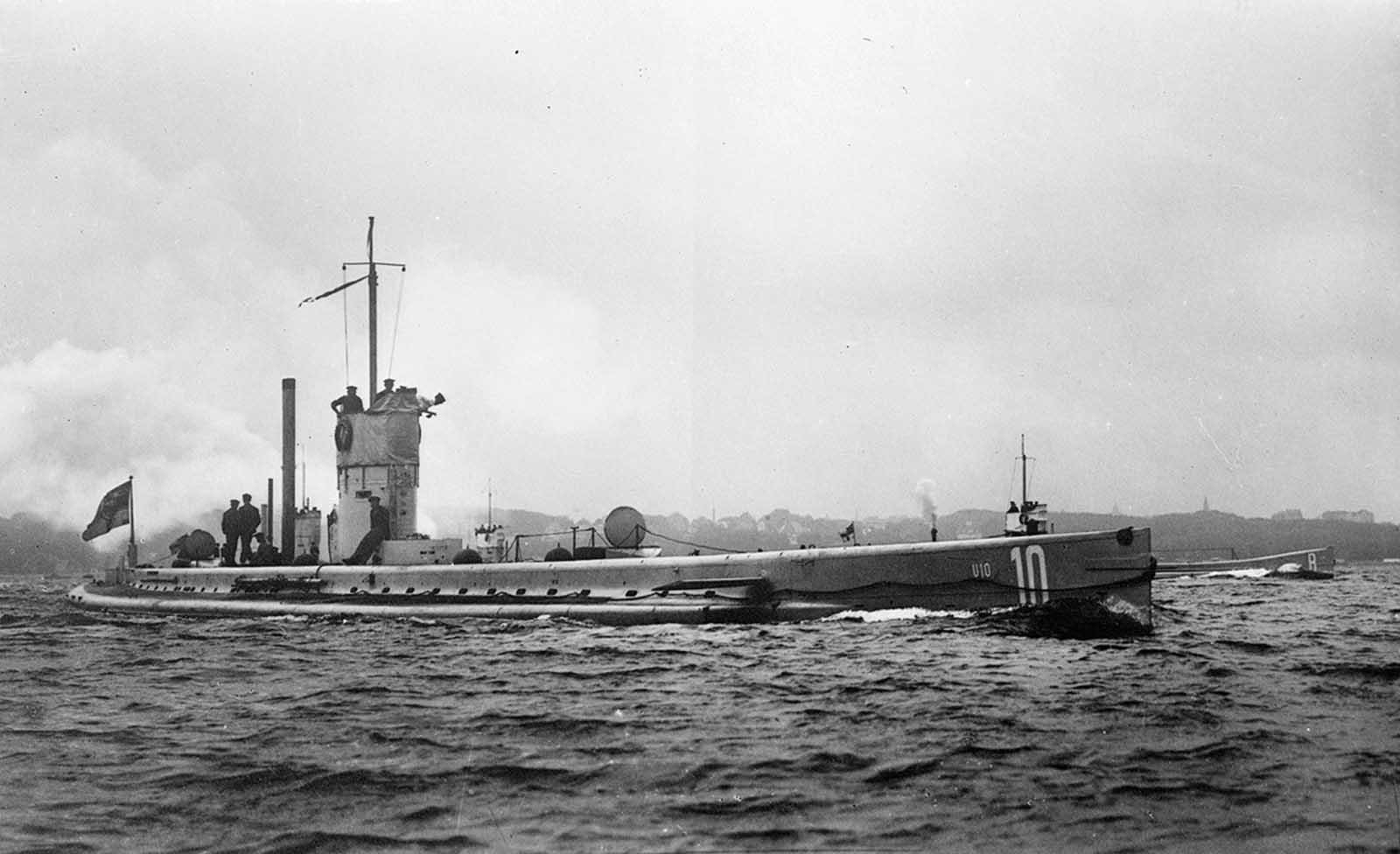 Német tengeralattjáró