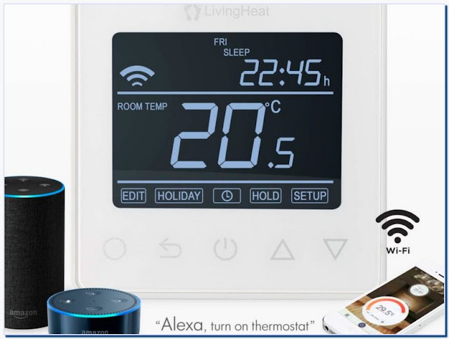 Can Alexa Control Thermostat