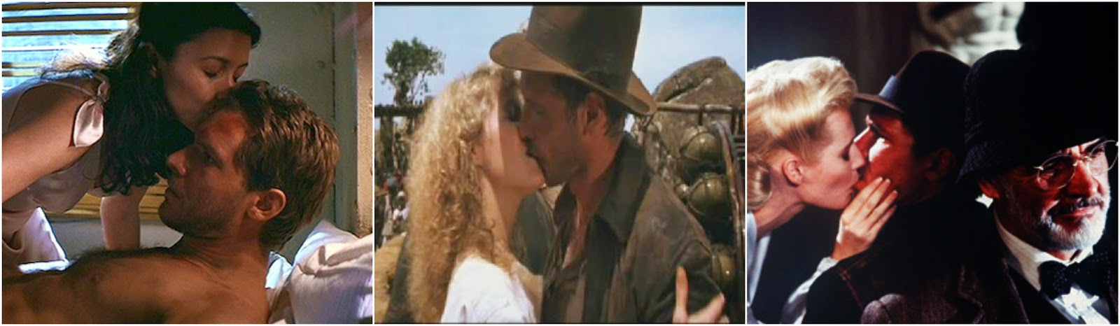 Indiana Jones y sus chicas en #sofapelimanta