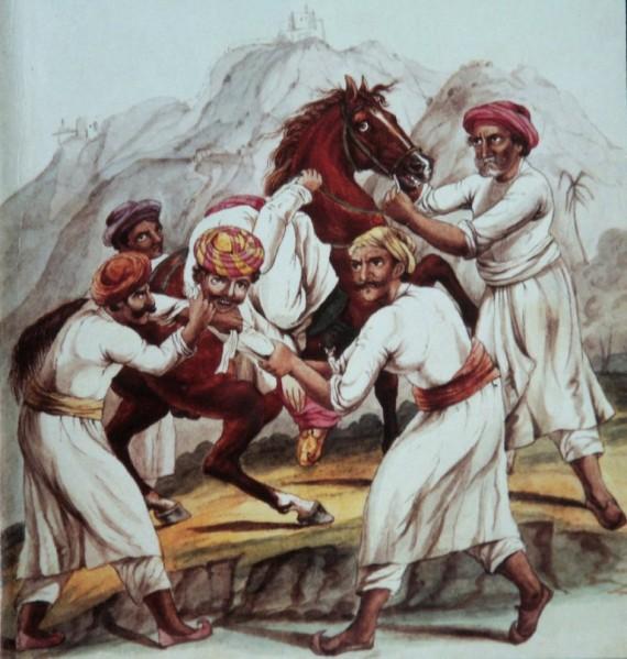 Preman Kali, Geng Pembunuhan Dan Perampokan Terbesar Di India