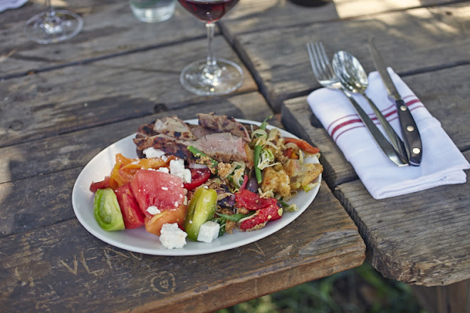Nopalize Seasons picnic lunch with Chef Jossel at Riverdog Farm