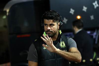 Diego Costa admits he is disappointed in the way he's wound up leaving Chelsea as he closes in on finalising his transfer back to Atletico Madrid