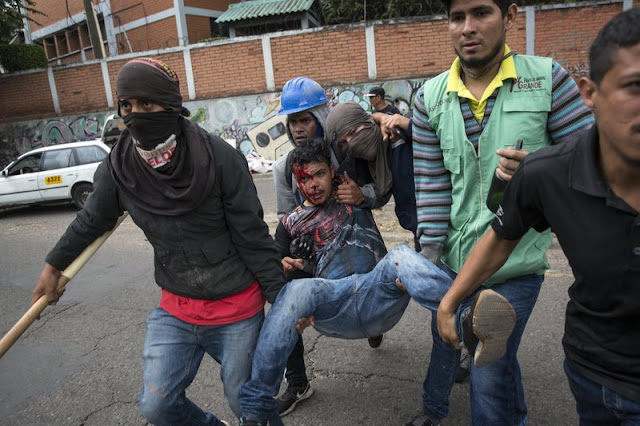 Protests grow in Honduras