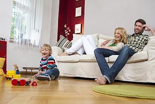 Calefaccion gas natural en casa