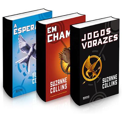 Promo: Trilogia Jogos Vorazes   Cabine Literaria 11