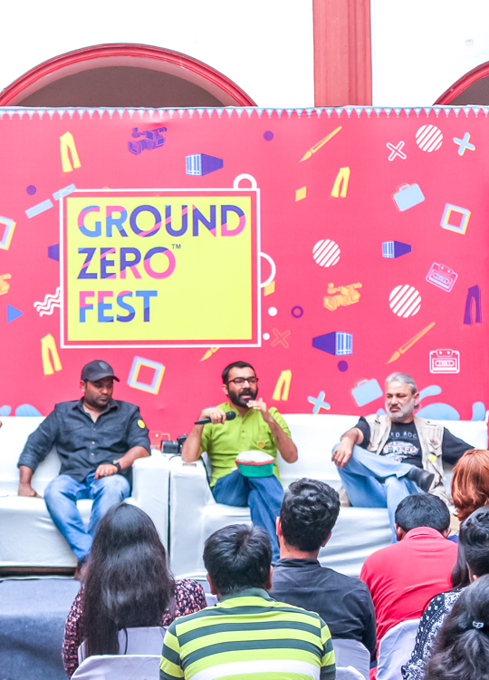 This year I got to attend this festival in Vizag as a panelist and loved all the interactions with youth on different topics around Travel & Photography. Ground Zero Festival is an event for youth from different parts of the state and student leaders from institutions. When I attended the festival, one of the theme was to make students aware about various career options apart from standard set of options like Engineer, Doctor, Pilot etc and share detailed insights.