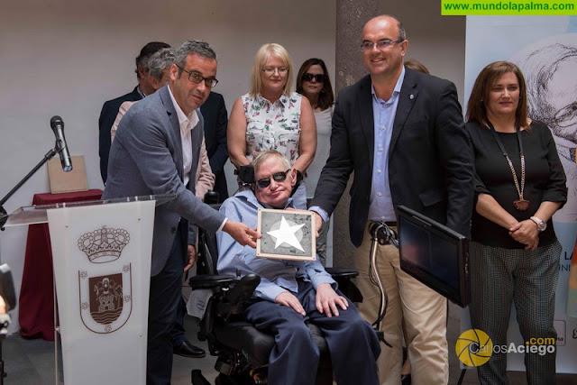 Anselmo Pestana lamenta el fallecimiento de Stephen Hawking