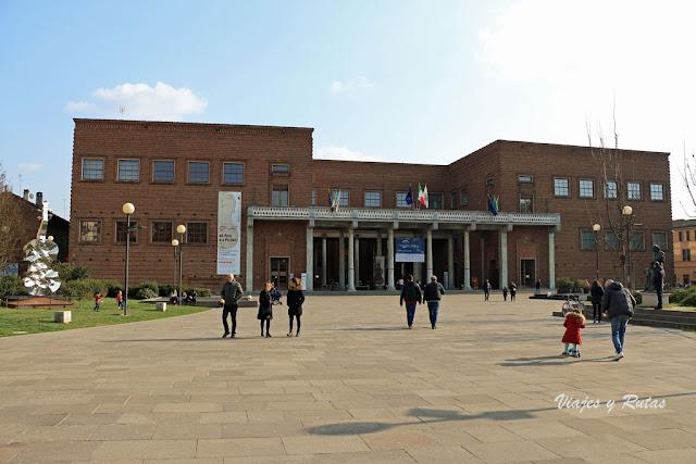 Museo del violín de Cremona
