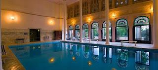 Lallgarh Palace swimming pool