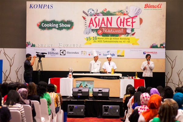 Cooking Show with Kompas